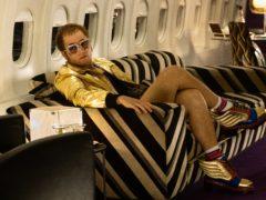 Taron Egerton in Rocketman (Paramount)