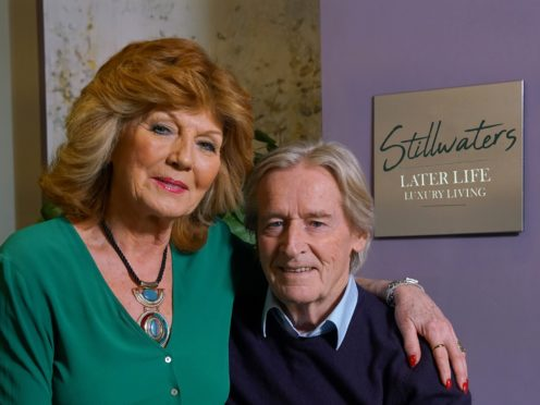 Ken Barlow is set to move away from Coronation Street for a new life with girlfriend Claudia (Danielle Baguley/ITV/PA)