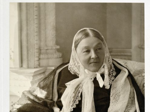 Florence Nightingale is the subject of a new exhibition (Florence Nightingale Museum/PA)