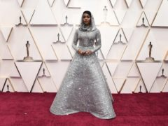Janelle Monae dazzles at the 2020 Oscars (Jordan Strauss/AP)