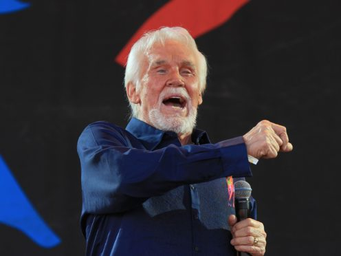 Kenny Rogers died on March 20 (Yui Mok/PA)