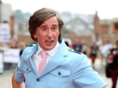 Alan Partridge, played by Steve Coogan, will be encouraging people to stay at home (Chris Radburn/PA)