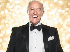 Former Strictly Come Dancing judge Len Goodman (Ray Burmiston/PA)