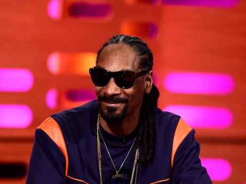 Snoop Dogg has told fans: 'I need y'all to stay in the house for me, man' (Ian West/PA)