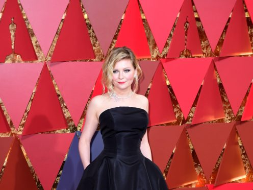 Actress Kirsten Dunst became the latest celebrity to back senator Bernie Sanders as voters in the US went to the polls for Super Tuesday (Ian West/PA)