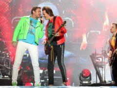 Duran Duran formed as a band 40 years ago (Niall Carson/PA)