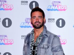 Spencer Matthews (Ian West/PA)