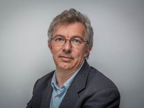 Editor of The Archers Jeremy Howe (Guy Levy/BBC/PA)