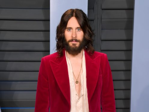 Jared Leto was isolated from the outside world for 12 days (PA)