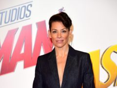 Hollywood actress Evangeline Lilly has revealed she is refusing to self-isolate (Ian West/PA)