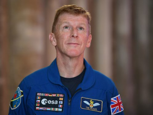 Tim Peake to release autobiography detailing his 'journey to space and back' (Joe Giddens/PA)