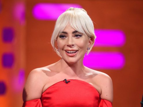Lady Gaga announced the news on Instagram (Matt Crossick/PA)