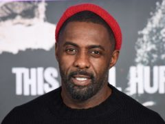 Actor Idris Elba has announced he has tested positive for Covid-19 (Matt Crossick/PA)