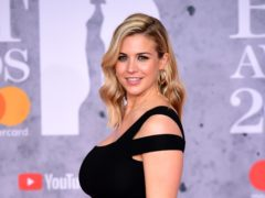 Gemma Atkinson's body has changed after pregnancy (Ian West/PA)
