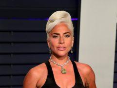 Lady Gaga (Ian West/PA)