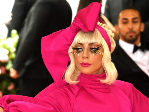 Lady Gaga will perform in London on July 30 (Jennifer Graylock/PA)