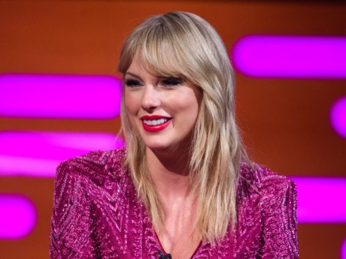Taylor Swift gave money to a number of devotees who told of their financial problems on social media (Matt Crossick/PA)