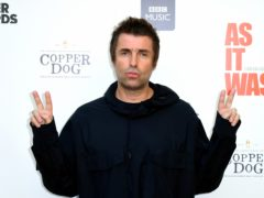 Liam Gallagher made the comments on Twitter (Ian West/PA)