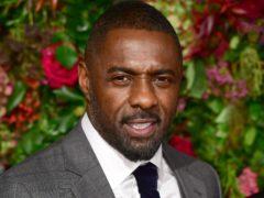 Idris Elba announced he had tested positive for coronavirus on Monday (Ian West/PA)