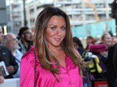 Michelle Heaton opens up about coronavirus fears while self-isolating (Yui Mok/PA)