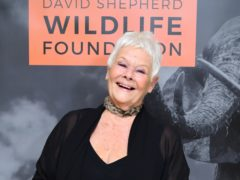 Dame Judi Dench (Ian West/PA)