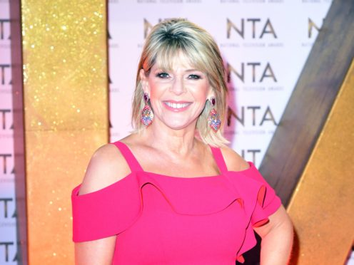 Ruth Langsford has revealed why she is excited to be turning 60 (Ian West/PA)