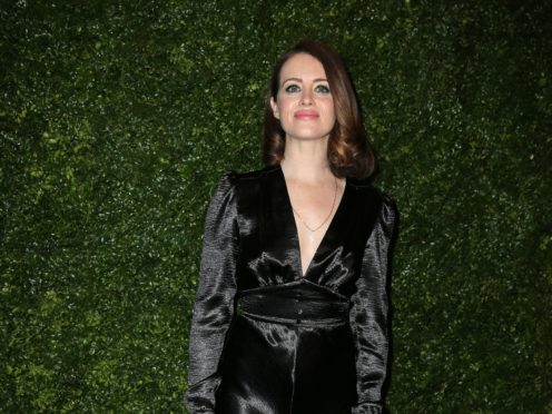 Claire Foy won Best Actress In A Play for her role in Lungs (Isabel Infantes/PA)