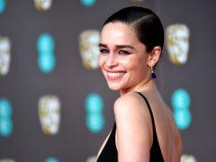 Emilia Clarke (Matt Crossick/PA)