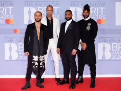 JLS tell of hopes to involve their children in reunion (Ian West/PA)