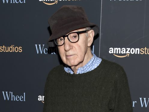The release of Woody Allen's memoir has been cancelled (Evan Agostini/AP)