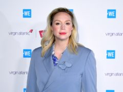 Gwendoline Christie attended the WE Day UK charity event in London (Ian West/PA)