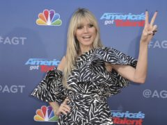 Heidi Klum has been absent from her judge's chair on America's Got Talent (Richard Shotwell/Invision/AP)