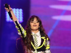 Singer Camila Cabello has postponed her upcoming tour due to the coronavirus outbreak (Isabel Infantes/PA Wire)
