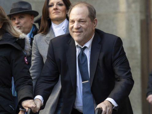 Harvey Weinstein (Mary Altaffer/AP)