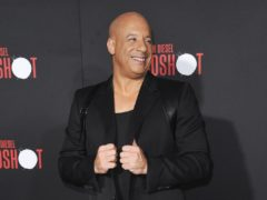 Vin Diesel attends the LA premiere of Bloodshot (Richard Shotwell/AP)
