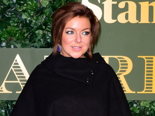 Sheridan Smith will host the new series, called Pooch Perfect (Ian West/PA)