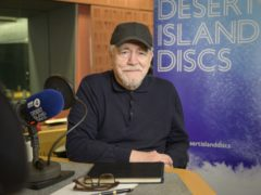 Brian Cox on Desert Island Discs (BBC Radio 4/Amanda Benson/PA)