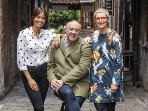 Ex-fashion designer crowned winner of The Great Pottery Throw Down (Mark Bourdillon/Channel 4)