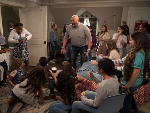 The Big Show Show is a change of pace for the professional wrestler (WWE/Netflix)