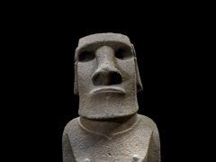 The British Museum's Easter Island statue, Hoa Hakananai'a (Briitsh Museum/PA)