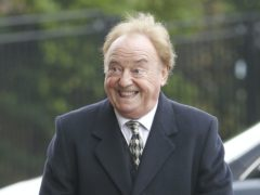 Gerry Marsden has recorded a new version of You'll Never Walk Alone (Peter Byrne/PA)