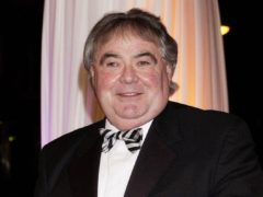 Eddie Large died aged 78 (Yui Mok/PA)