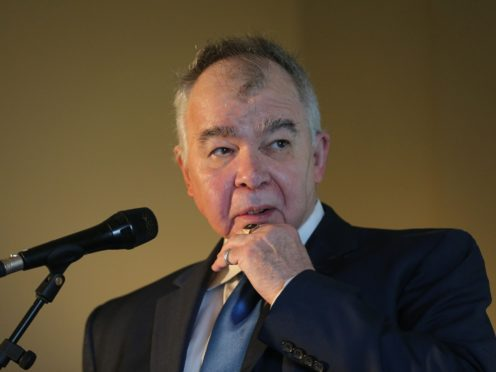 Folk singer John Prine has died at the age of 73 due to complications from coronavirus, his management has said (Niall Carson/PA)