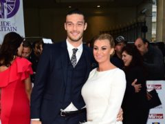 Former The Only Way Is Essex star Billi Mucklow has revealed she and fiance Andy Carroll are expecting their third child together (Ian West/PA Wire)