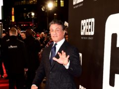 Sylvester Stallone has joined the Tiger King fan club (Ian West/PA)