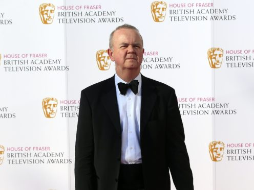 Have I Got News For You captain Ian Hislop took aim at TV presenter Eamonn Holmes over his comments on 5G technology and coronavirus (Jonathan Brady/PA Wire)