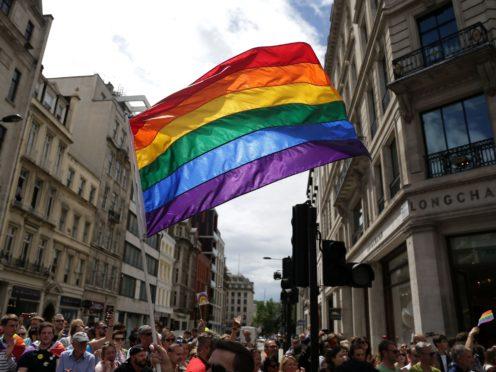 Singer Rebecca Black has revealed she identifies as 'queer' (Daniel Leal-Olivas/PA)