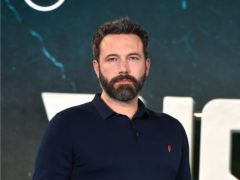 Ben Affleck is among the A-list stars going head-to-head in a virtual poker tournament to raise money for the coronavirus relief effort (Matt Crossick/PA)