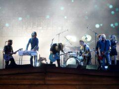 Foo Fighters (Victoria Jones/PA)
