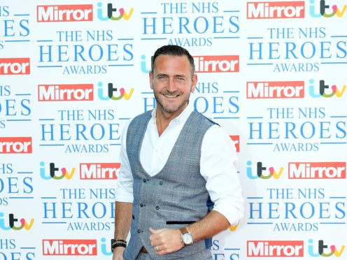 Will Mellor (Ian West/PA)